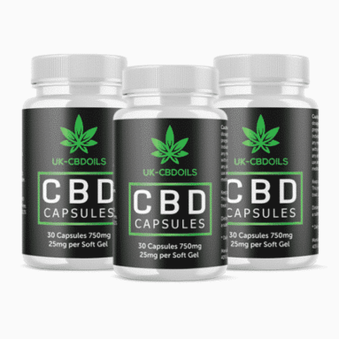 Cheap CBD Capsules bundle