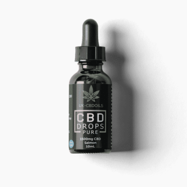 Pure salmon cbd oil